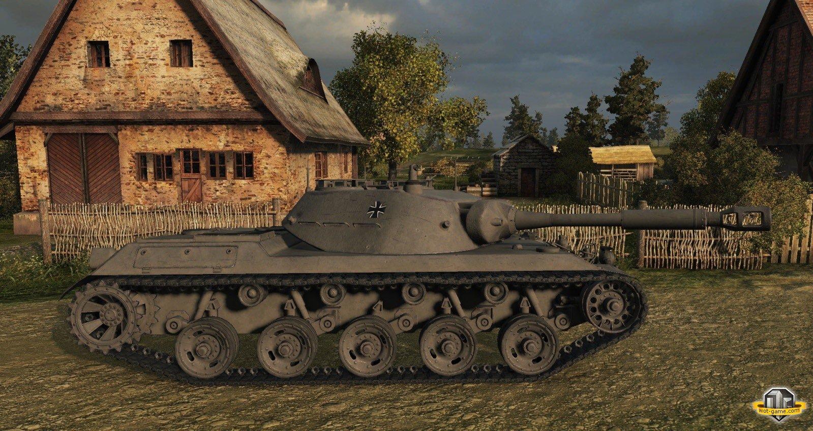 Spähpanzer RU 251: вживую (видео от Муразора): wot-game.com/550-sp228hpanzer-ru-251-vzhivuyu-video-ot-murazora.html