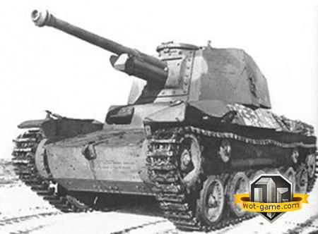 Гайд по японскому танку Type 3 Chi-Nu