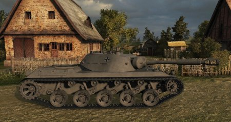 Spähpanzer RU 251: вживую (видео от Муразора)