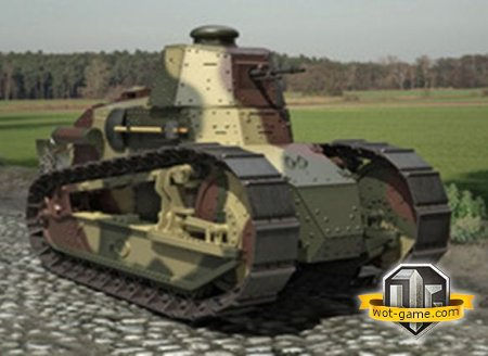 World of Tanks: Renault FT-17. На острие эпох