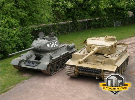 �� ��� �� ����� ������ � ������� � World Of Tanks, �� ��� � �� ������.