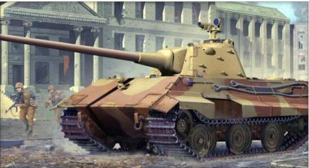 Pаnther Аusf.F mit 88mm L/71