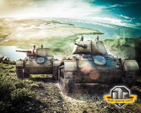Управление в игре World of Tanks