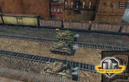 Как стать лучшим танковым гонщиком
