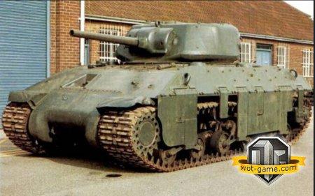 Т14 – американский премиум танк 5 уровня