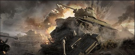 Таран в игре World of Tanks. Изменения в патче 0.9.4.
