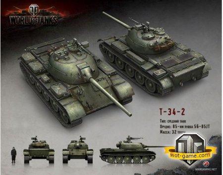 Т-34-2, естественно Made in China