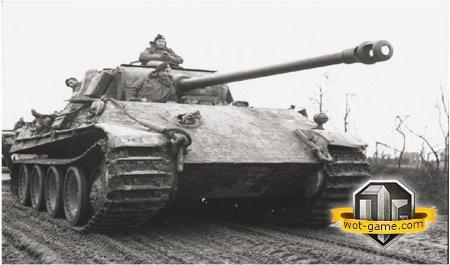 Panther – стальная кошка!