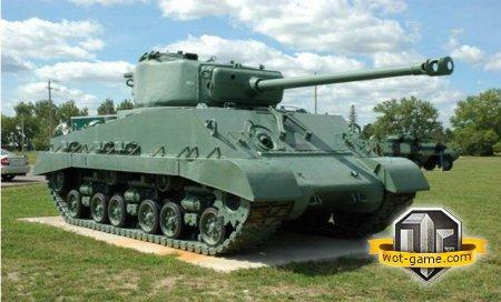 �4�3�2 - Sherman Jumbo � �������� ����