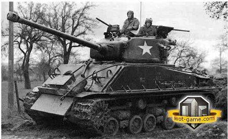 М4А3Е2 - Sherman Jumbo – стальной слон