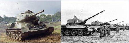 Type 58, почти как Т-34-85