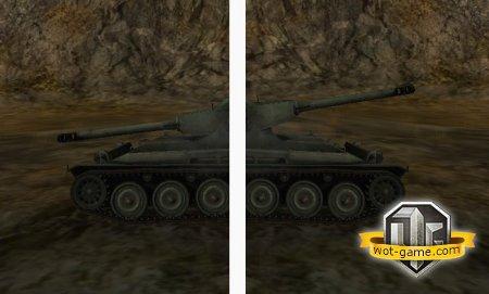 AMX 12 t – французский барабанщик