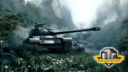 Трансляция «Новые китайские танки»