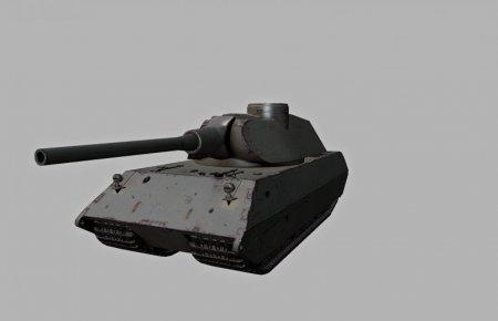 Танки в разработке: VK 100.01(P)