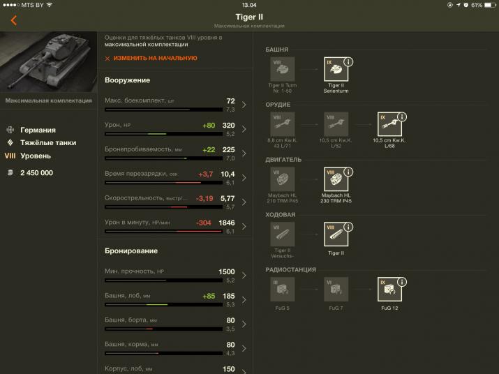 World of Tanks Assistant 1.9.1 - статистика всегда в кармане