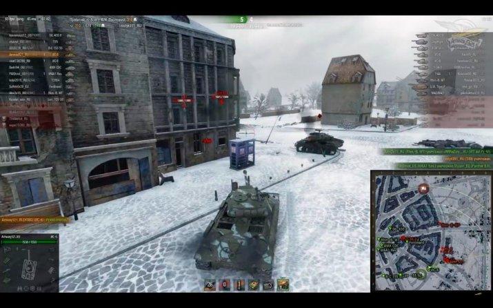 Сборка модов от Amway921 для World of Tanks 1.3