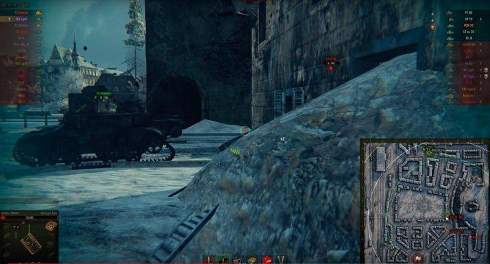 Медаль Расейняя — самая желанная в World of Tanks