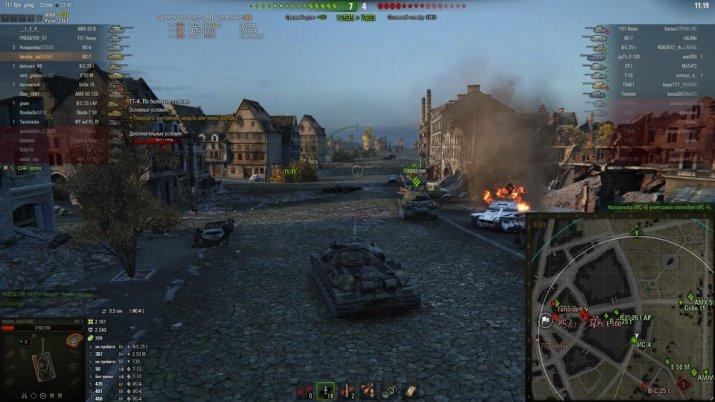 Топ-5 моментов, которые важно знать, играя на тяжелых танках