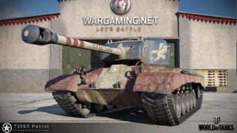 Обзор Т26Е5 — Американский прем танк в World of Tanks