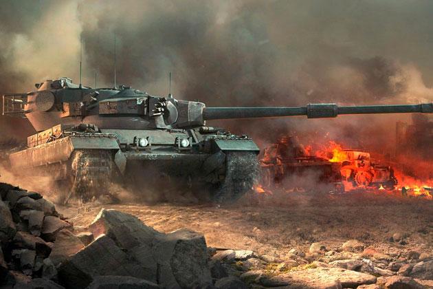 Как играть в ладдере World of Tanks