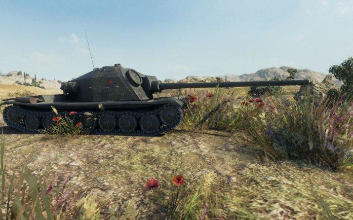 Новый легкий танк ЛТГ в World of Tanks