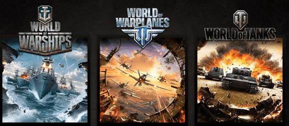 Краткая история Wargaming: танки, самолеты и корабли