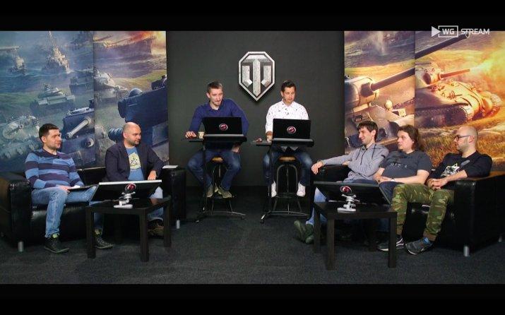 Ответы разработчиков с WG стрима 23 марта 2017