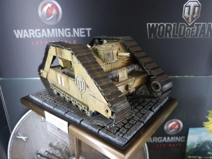 Ответы разработчиков: продажа Strv 81, E-25, начисление отметок