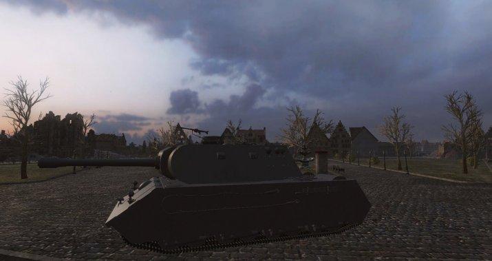 ТТХ и реакция игроков на новый прем танк VK 168.01 (P)