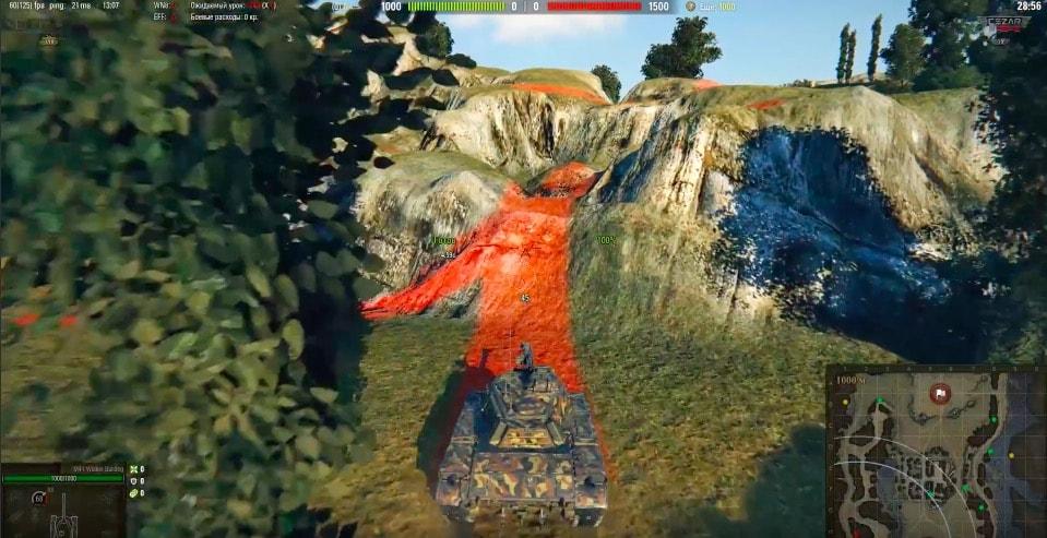 скачать мод навигатор для world of tanks