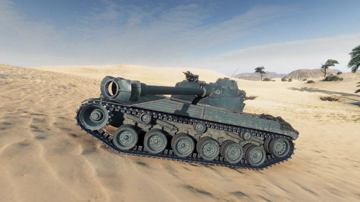 Новая пачка HD-танков в WOT 9.20