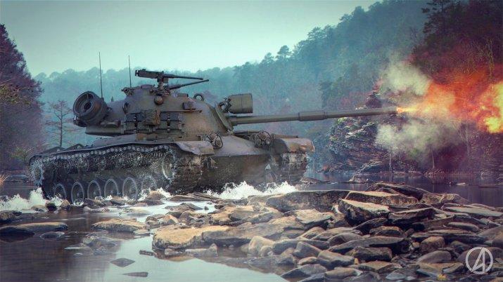 Патч 9.22.0.1 выходит 14 февраля в World of Tanks
