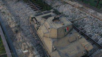 Новое дерево – СТ Италии в World of Tanks
