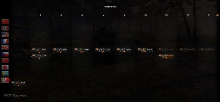 Скачать тестовый сервер World of Tanks 1.0.1