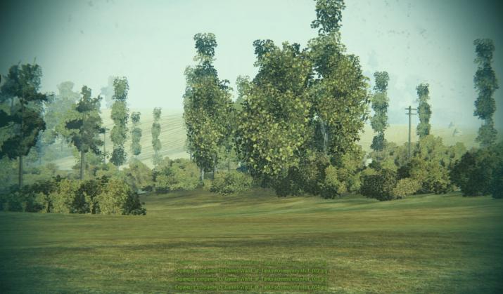Мод Тундра – как убрать деревья, листву в World of Tanks 1.3
